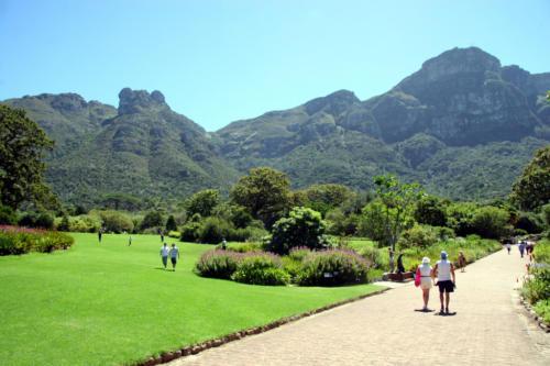 Kistenbosch Gardens hike
