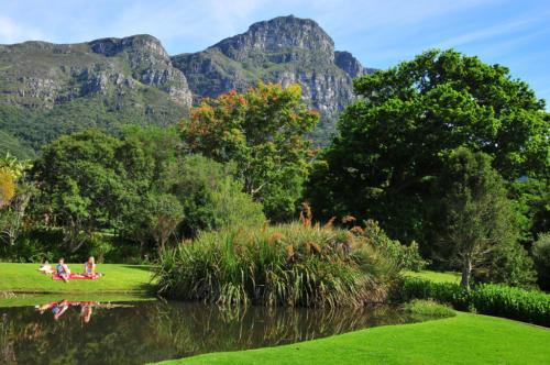 Kistenbosch Gardens