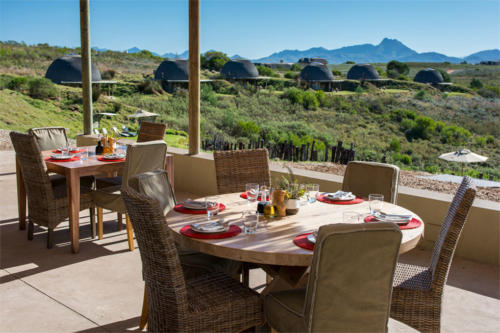 Lodge at Gondwana