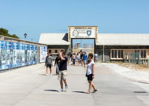 Robben island tour Cape Town