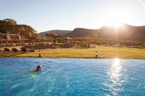 Cape Town Safari lodge