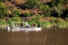 Sanbona Game reserve Boat