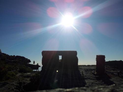 Secret photo locations Table Mountain