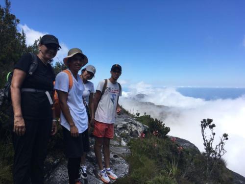 Secrets Table Mountain hikes