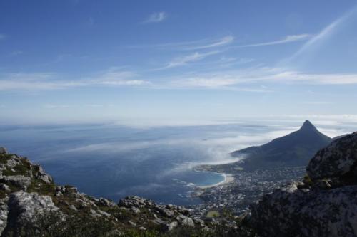 Table Mountain secret location