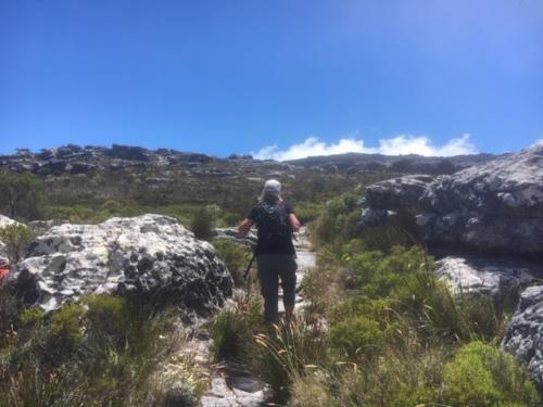 Table Mountain secret walk