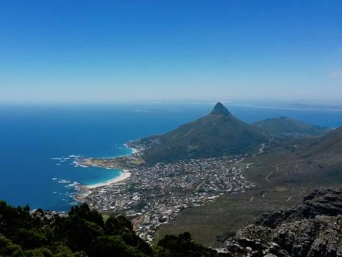 View from secret Table Mountain hike